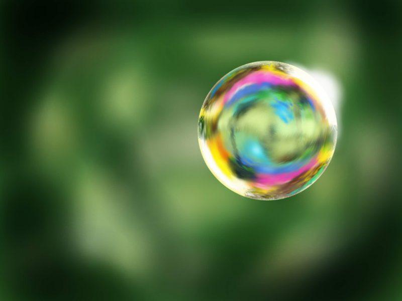 バブル銘柄にどう乗るか。ど真ん中をいけ